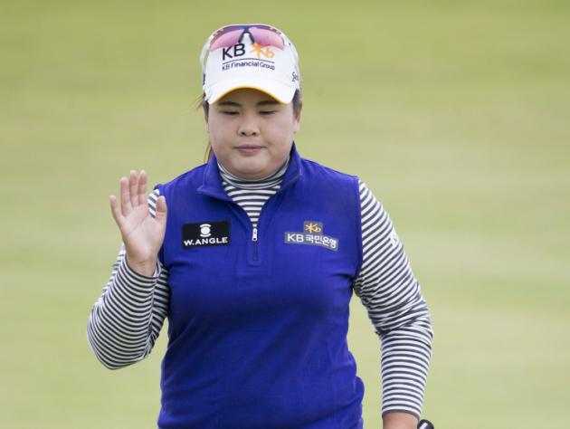 Inbee Park on course for Olympic gold as battle for podium places heats up
