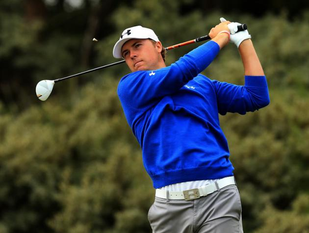 Home comforts for Spieth